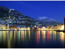 """Beim dritten """"Talents2Norway""""-Nachwuchspreis für deutsche ReisejournalistInnen waren im März zwölf junge Redakteure auf Recherche in Norwegen. Ihr Thema: Winterliches Fjord Norwegen."""