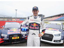 Red Bull Audi RS 5 DTM Mattias Ekström