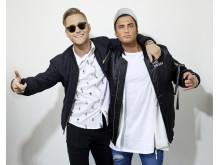 Pressbild, Samir & Viktor