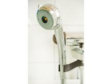 Vattensparande dusch 2