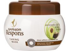 Garnier Respons avokado shea -hoitava hiusnaamio erittäin kuiville hiuksille