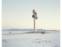 Nadav Kander, Monument, Utah, USA. Courtesy of Flowers Gallery
