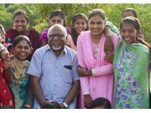 Ashok Dyalchand – Barnrättshjälte kämpar mot barnäktenskap