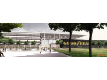 Architect rendering 2_New Goodyear Complex at Luxembourg Automotive Campus