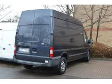 Transit van used in Bulent Kabala murder