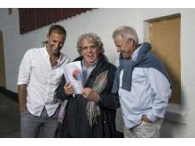 Joachim Knop, Daniel Bohr & Anders Bircow