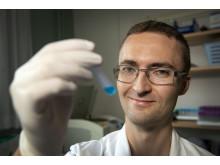 Lukasz Antoniewicz, doktorerar med sin forskning på snus och e-cigaretter