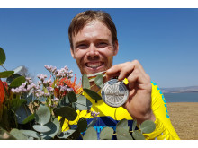 Rickard Nilsson, VM paracykel 2017