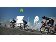 Zwift och SweCycling i nytt samarbete