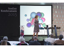 SosEnt-konferansen 2015