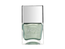 Nails Inc. Easy Chromes It's All Elementary - Metallic Teal