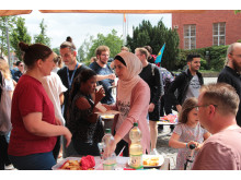 """Kulturelle Vielfalt beim """"Internationalen Nachmittag"""" am 20. Juni 2018"""