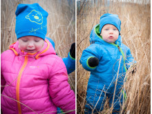 ISBJÖRN Frost Light Weight Padded Jacket och Jumpsuit
