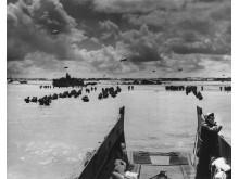 Landgangen i Normandie 6. juni 1944