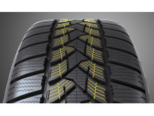 Dunlop Winter Sport 5 SUV - Angled Center Sipes