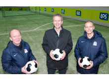 LOS Fondet støtter Agder Fotballkrets