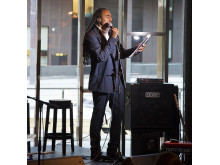 Dominic Gorham host Thief Music Unplugged Sessions