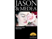 Program folder - Jason & Medea (Il Giasone) at Drottningholms Slottsteater