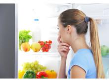 Panosta ruokien sijoitteluun jääkaapissa - vähennä ruokahävikkiä
