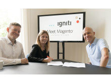 igniti ist Silber Partner von Meet Magento
