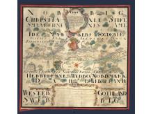 Grensearkivet ca. 1750