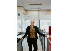 Butikschef Ida-Lina Frisell