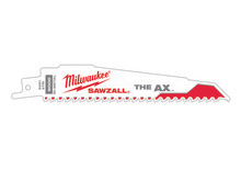 Milwaukee Sawzall tigersågsblad - The AX™ - 150 mm