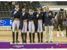 Dressage_Bronze_Team