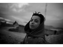 Utställningen Flykt med Anders Hanssons bilder. Pressbild 1. Afghanistan.