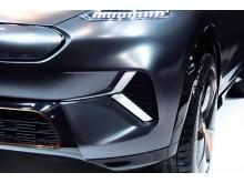 Kia Niro EV Concept light