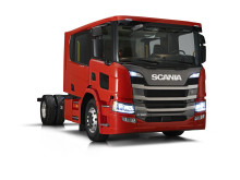 Ny Scania CrewCab