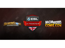 ESL Hearthstone UK Premiership Logo