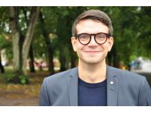 Koalition för Linköping: Elias Aguirre (S)