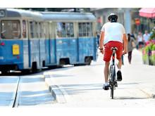 SHIFT2015 - Vilken stad i Sverige är bäst på hållbara transporter?