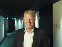 Göran Andersson, ordförande i branschens utbiildningsråd, UHR.