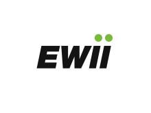Logo for EWII koncernen