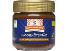 Kung Markatta Hasselnötskräm, 200 g