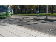 Pressbild: Actibump Buss Edeva