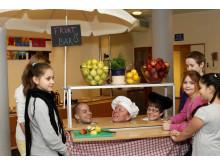 Runstensskolan i Haninge i final i Arla Guldko® 2011