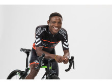 Nicholas Dlamini, Team Dimension Data for Qhubeka