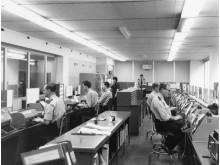 1970s Telegraph Office