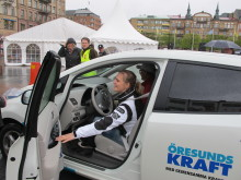 Oresund Electric Car Rally 2012