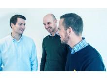 Konsultias tre grundare