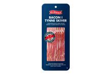 Bacon i tynne skiver