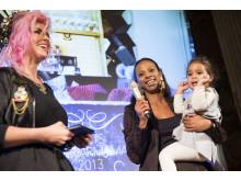 Årets karriärmama: Lili Assefa