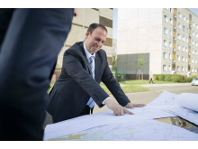 Jean-Pascal Roux, Bereichsleiter Vertrieb Wohnungswirtschaft, primacom