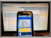 Attestera fakturor med Swinx ScanLevs mobilapp