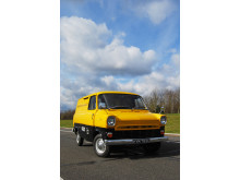 Ford Transit 1. generasjon (1965 - 1978)