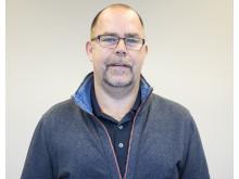 Lars Wihlborg Sektionschef Wexnet teknik