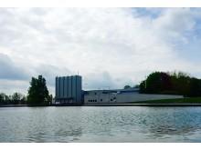 Vattenverket i Trollhättan 2016